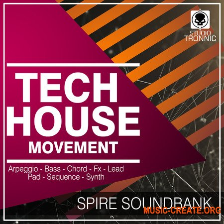 Studio Tronnic Tech House Movement