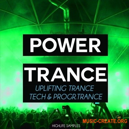 Highlife Samples Power Trance