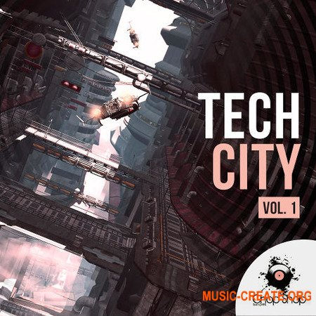 Chop Shop Samples Tech City Volume 1