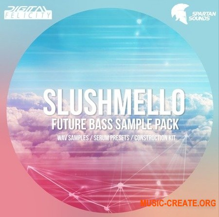 Digital Felicity Slushmello Future Bass Sample Pack