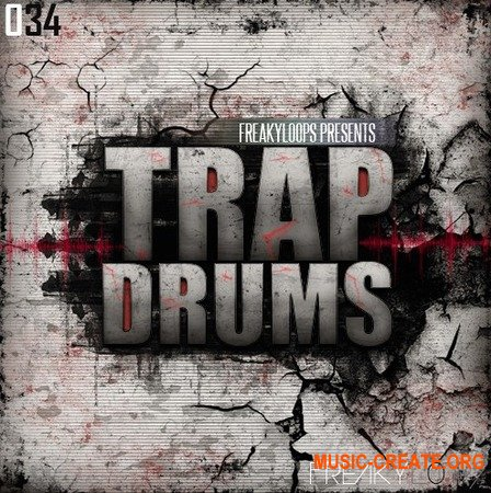 Freaky Loops Trap Drums