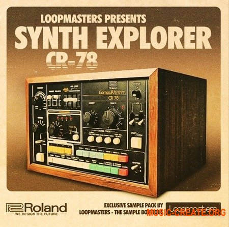 Loopmasters Synth Explorer CR-78