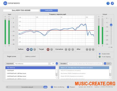 Sonarworks Reference 4 Studio Edition v4.0.85