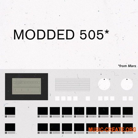 Modded 505 From Mars