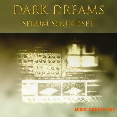 Triple Spiral Audio Dark Dreams Serum Soundset