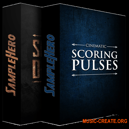 SampleHero The Cinematic Scoring Bundle (KONTAKT) - библиотека кинематографических звуков