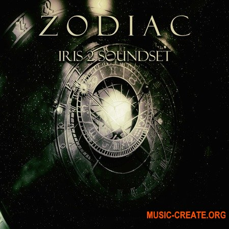 Triple Spiral Audio Zodiac For iZOTOPE iRiS 2