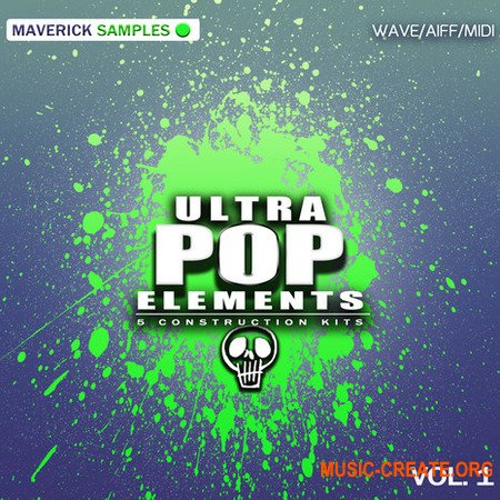 Maverick Samples Ultra Pop Elements Vol 1