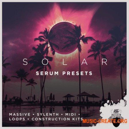 GHST PRJKT SOLAR (MULTiFORMAT) - сэмплы, пресеты, звуки Future Bass, Future Pop