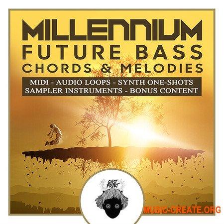 GHST PRJKT Millennium Future Bass (WAV MiDi KONTAKT MASCHiNE 2) - сэмплы и пресеты Future Bass