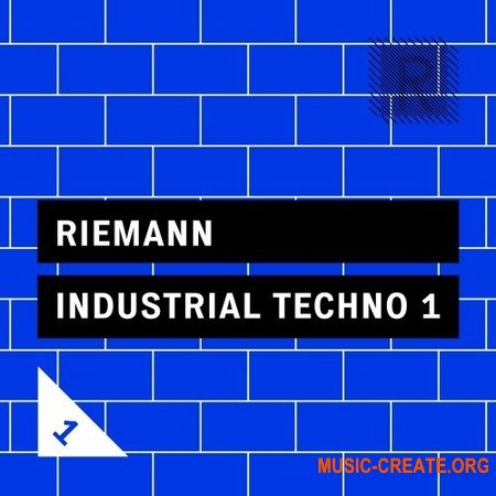 Riemann Kollektion Riemann Industrial Techno 1 (WAV) - сэмплы Techno