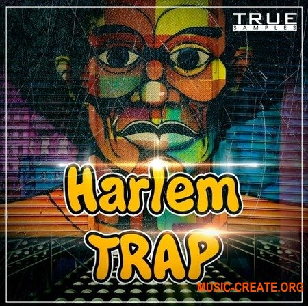 True Samples Harlem Trap