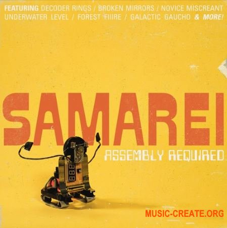 The Drum Broker Samarei Assembly Required (WAV)