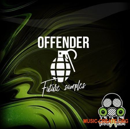 Vandalism Offender (WAV) - сэмплы Future Bass, Future Trap, Future Pop