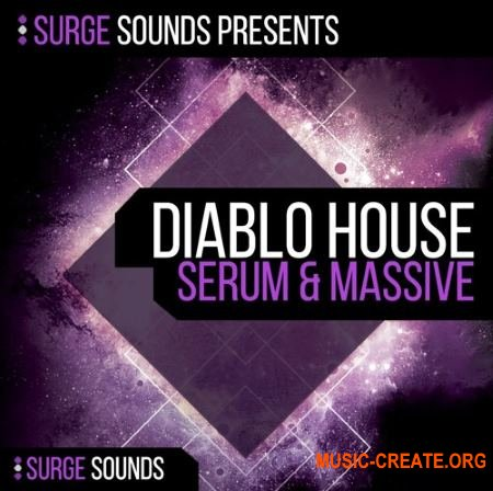 Surge Sounds Diablo House (Serum Massive presets)