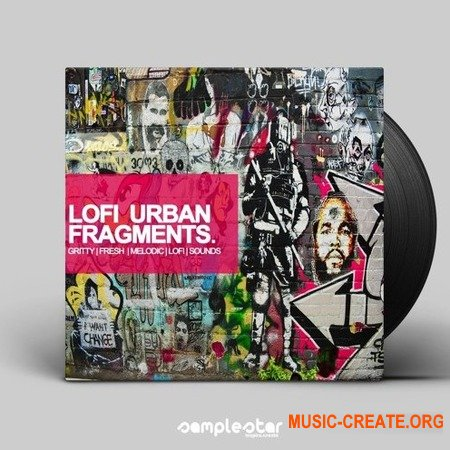 Samplestar Lo-Fi Urban Fragments