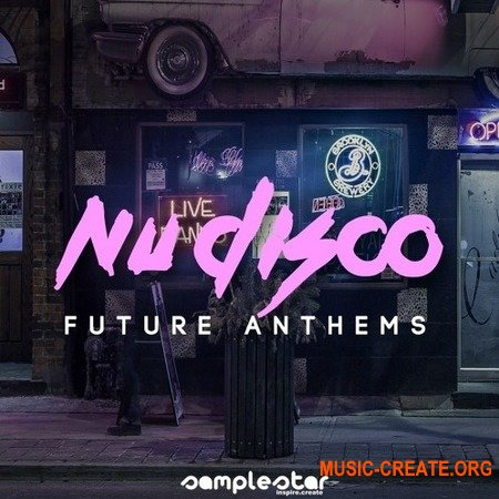 Samplestar Nu Disco Future Anthems