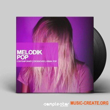 Samplestar Melodik Pop (WAV) - сэмплы Рор