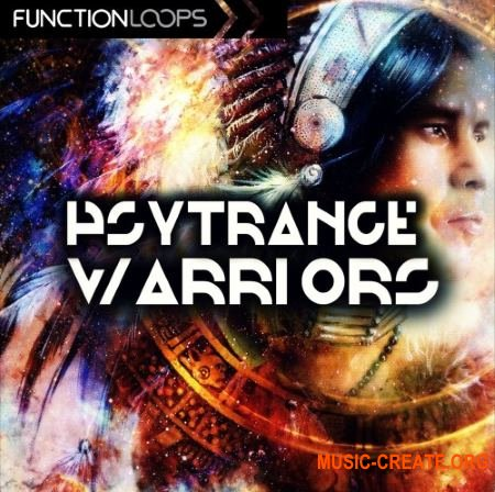 Function Loops Psytrance Warriors (WAV) - сэмплы Psytrance
