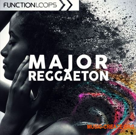 Function Loops Major Reggaeton (WAV) - сэмплы Reggaeton