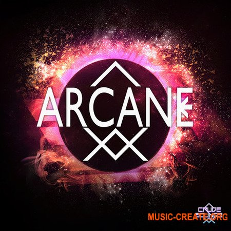 Crude Sounds Arcane (WAV MiDi) - сэмплы Trap, Hip Hop