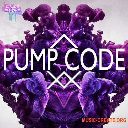 Crude Sounds Pump Code (WAV MiDi) - сэмплы Trap, Hip Hop