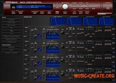Roland VS SRX ORCHESTRA v1.0.1 (Team R2R) - виртуальный оркестровый синтезатор