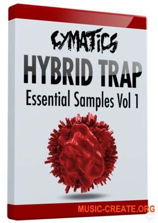 Cymatics Hybrid Trap Essential Samples Vol.1