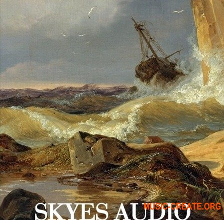 SKYES Audio The Black Sea Library v2.0