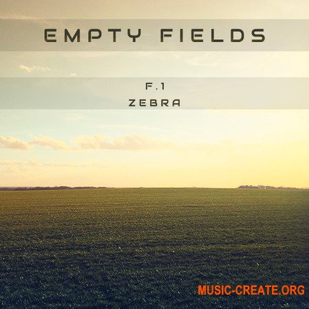 Triple Spiral Audio Empty Fields F.1