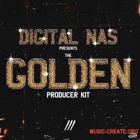 Big Cartel Digital Nas Golden Producer kit (WAV) - сэмплы Trap, Hip Hop, Rap