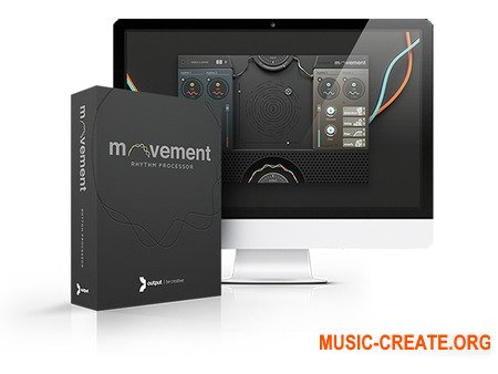 Output Movement v1.1.0.4 VST VST3 AAX