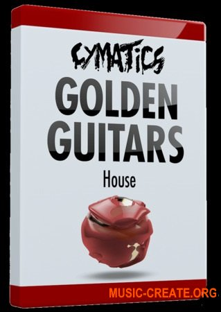 Cymatics Golden Guitars – House