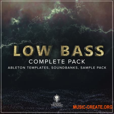 StudioTronnic Low Bass Complete (MULTiFORMAT) - сэмплы Low Bass