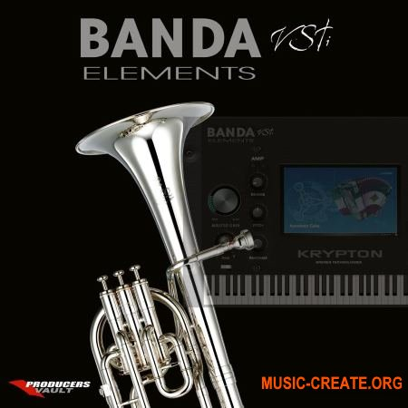 Producers Vault Banda Elements v1.1 x86 WiN (Team P2P)
