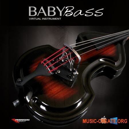Producers Vault Baby Bass v1.1 VSTi x86 x64 (Team P2P)