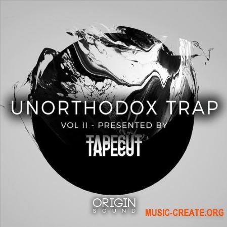 Origin Sound Unorthodox Trap Volume 2 (WAV MiDi) - сэмплы Trap