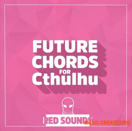 Red Sounds Future Chords (XFER RECORDS CTHULHU)