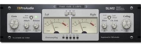TBProAudio SLM2 v1.3.6 (Team R2R) - максимайзер