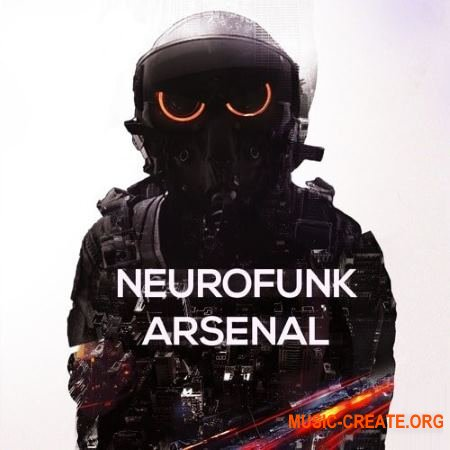 Ghosthack Neurofunk Arsenal (WAV MASSIVE SERUM) - сэмплы Neurofunk