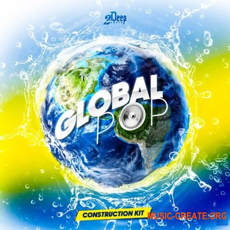 2DEEP Global Pop (WAV MIDi Presets) - сэмплы Pop
