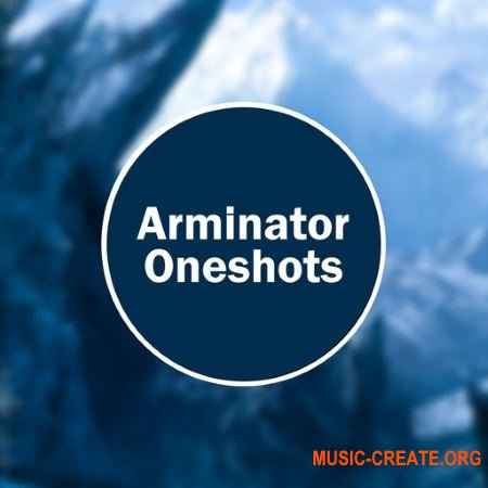 Wall Samples Arminator Oneshots (WAV) - ван-шот Future House, Electro House