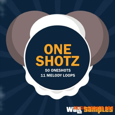 Wall Samples Oneshotz (WAV) - ван-шот сэмплы Deep House, EDM