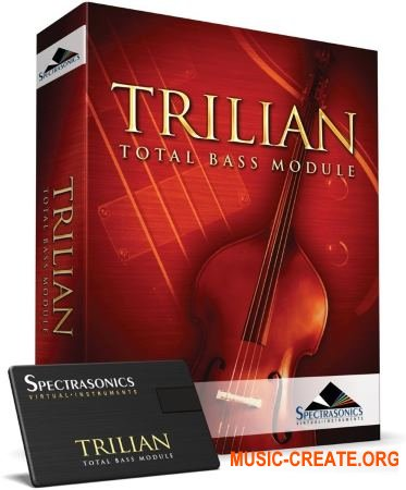 Spectrasonics Trilian Patch Library Update v1.4.7c Win MacOS