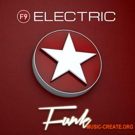 F9 Audio F9 Electric Funk : Retro 80s Funk (MULTiFORMAT) - сэмплы Funk