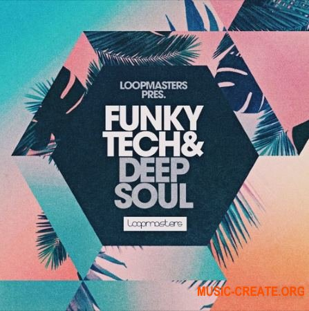 Loopmasters Funky Tech & Deep Soul (WAV) - сэмплы House, Nu-Disco, Tech House