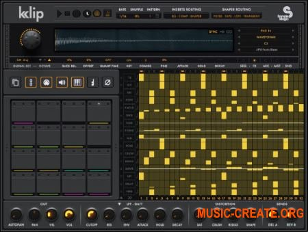 Sample Magic Klip v1.0.5 (KONTAKT) - драм машина