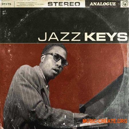 Touch Loops Jazz Keys (WAV) - сэмплы клавишных