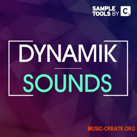 Cr2 Records Dynamik Sounds (WAV MiDi SYLENTH1) - сэмплы Melodic House, Techno