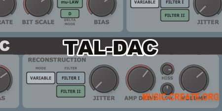 Togu Audio Line TAL-Dac v1.0.2 WiN-OSX (Team R2R)